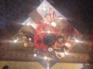 brigid  altar 3